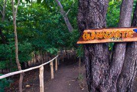 Guanacaste Trail sign 01 272x182