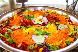Veggie Salad 272x182